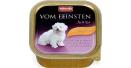 ANIMONDA Vom Feinsten Junior  - wołowina z drobiem  - 150 g - 82-972