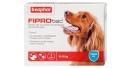 Beaphar FIPROTEC M 134MG - 1 pipeta kropli przeciwko ektopasożytom dla średnich psów