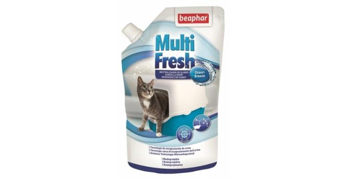 Beaphar MULTI FRESH 400G - odświeżacz do kuwet dla kotów