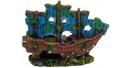 Hailea  WRAK STATKU dekoracja do akwarium 7033