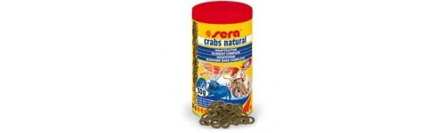 Pokarmy dla krabów i raków