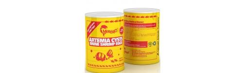 Artemia i jaja artemii